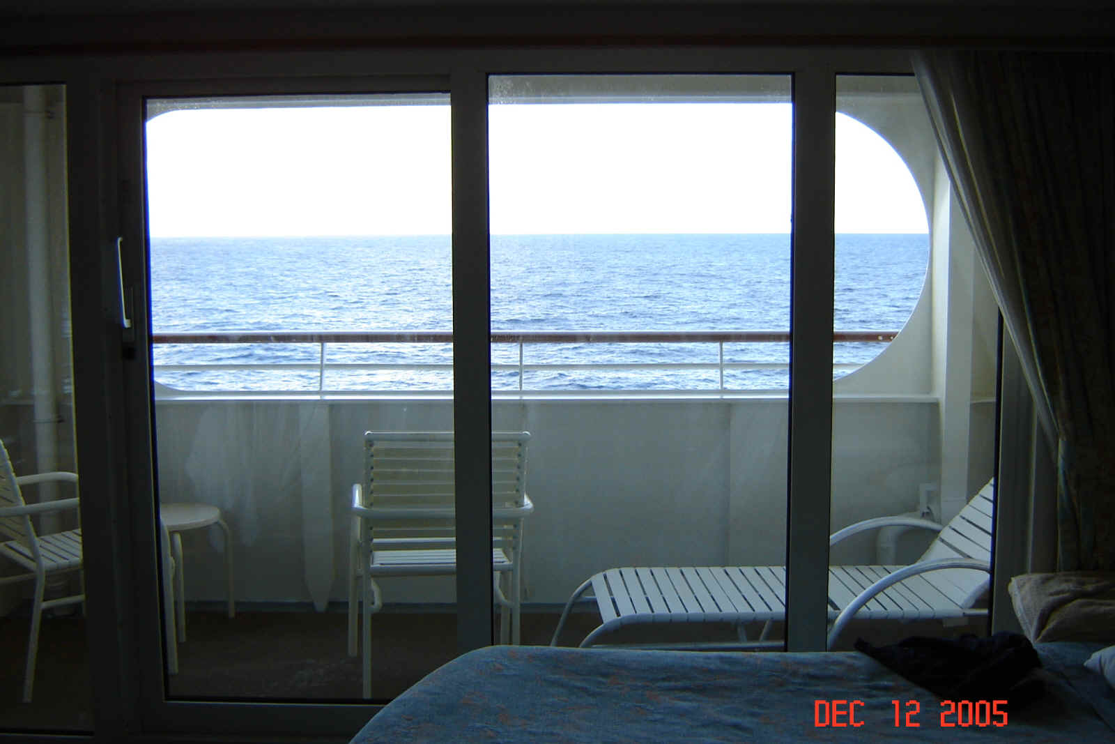 Balcony cabin cruise critic message board forums for Balcony balcony